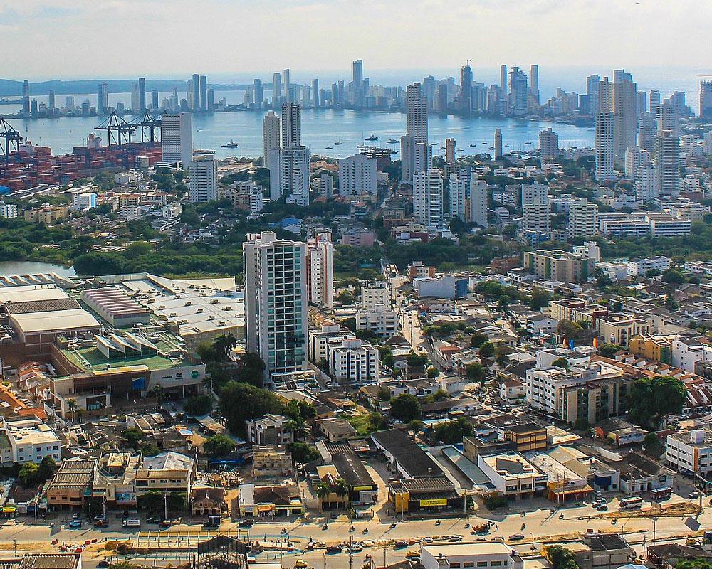 Distrito turístico de Cartagena