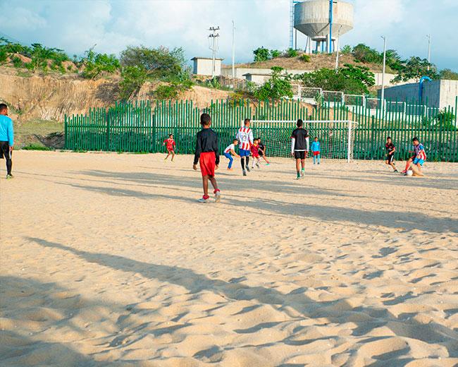 Parques Recreodeportivos Santa Marta